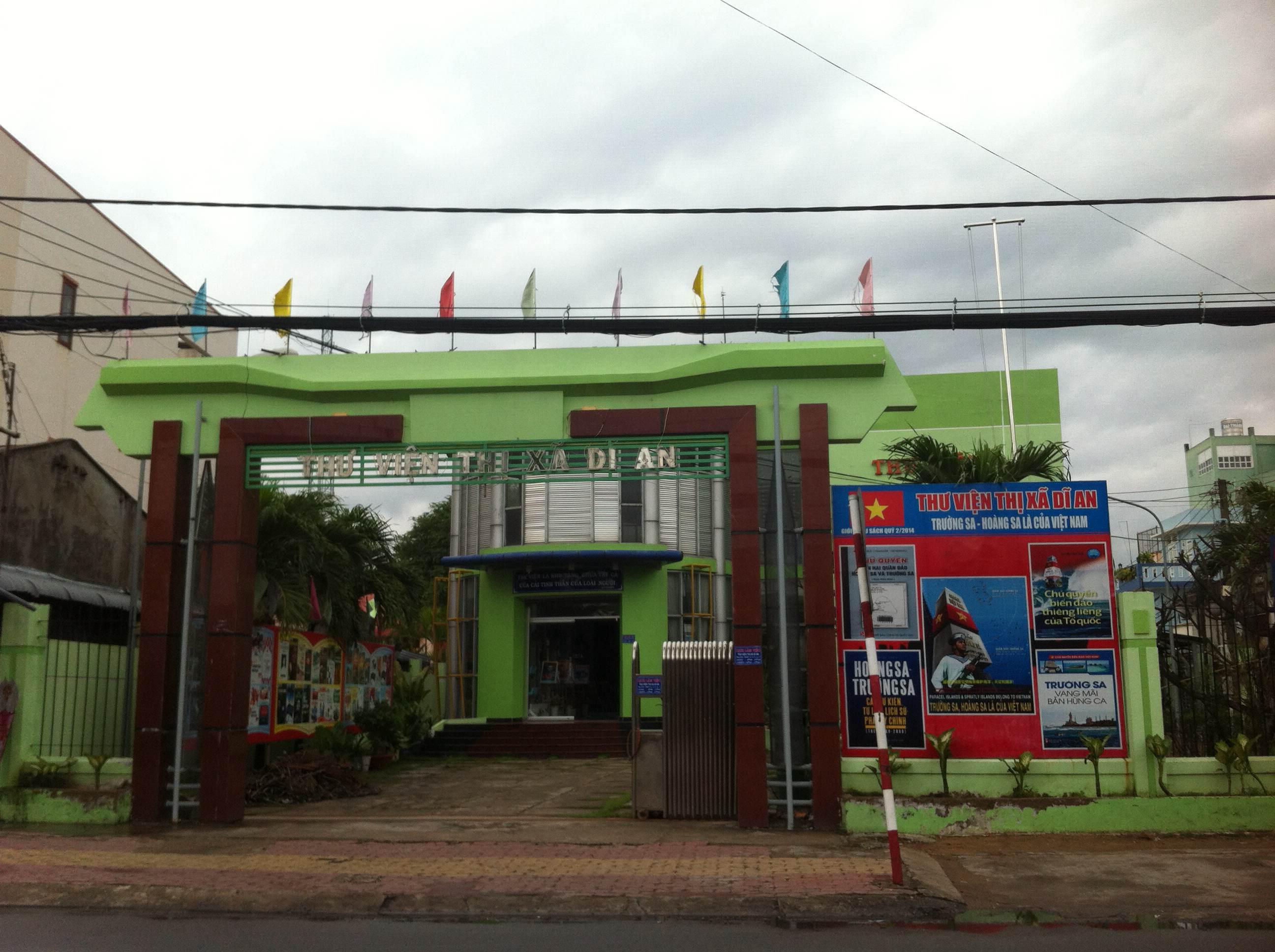 Nhà bán gần trung tâm y tế dĩ an, nhà gần thự viện thị xã dĩ an.