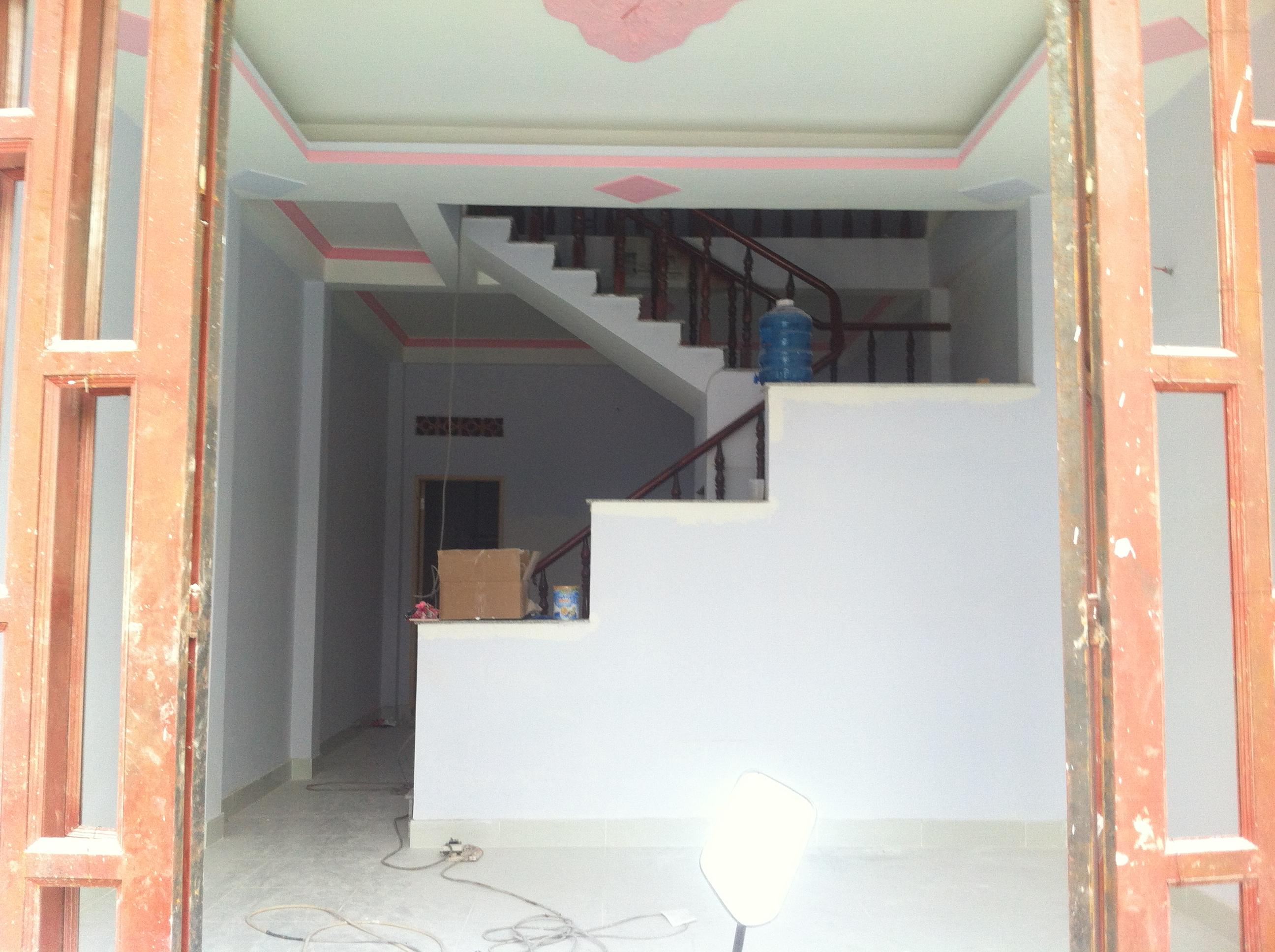 Không gian bên trong nhà ở dĩ an DT 68,4 m2 có sổ hồng riêng