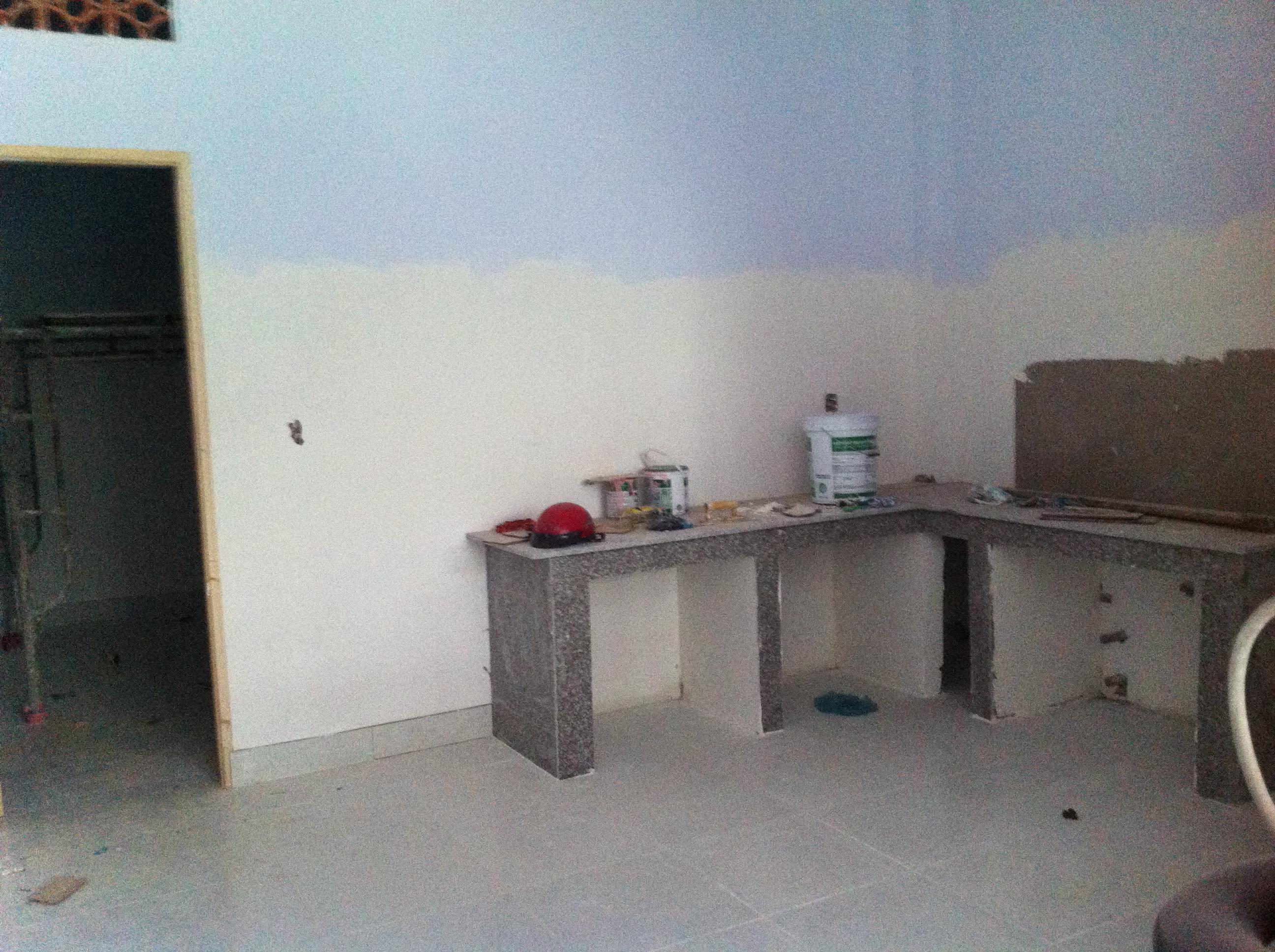 bếp nấu nhà ở dĩ an DT 68,4 m2 có sổ hồng riêng