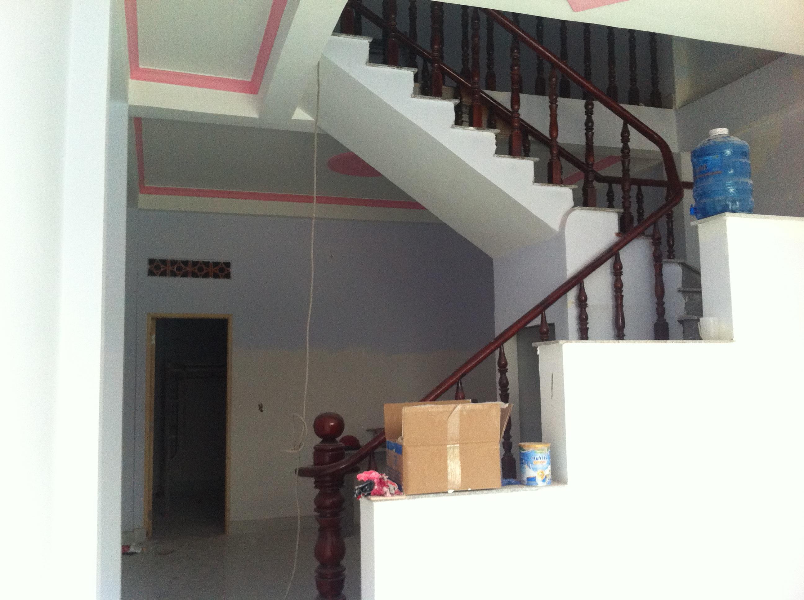 thiết kế bên trong nhà ở dĩ an DT 68,4 m2 có sổ hồng riêng