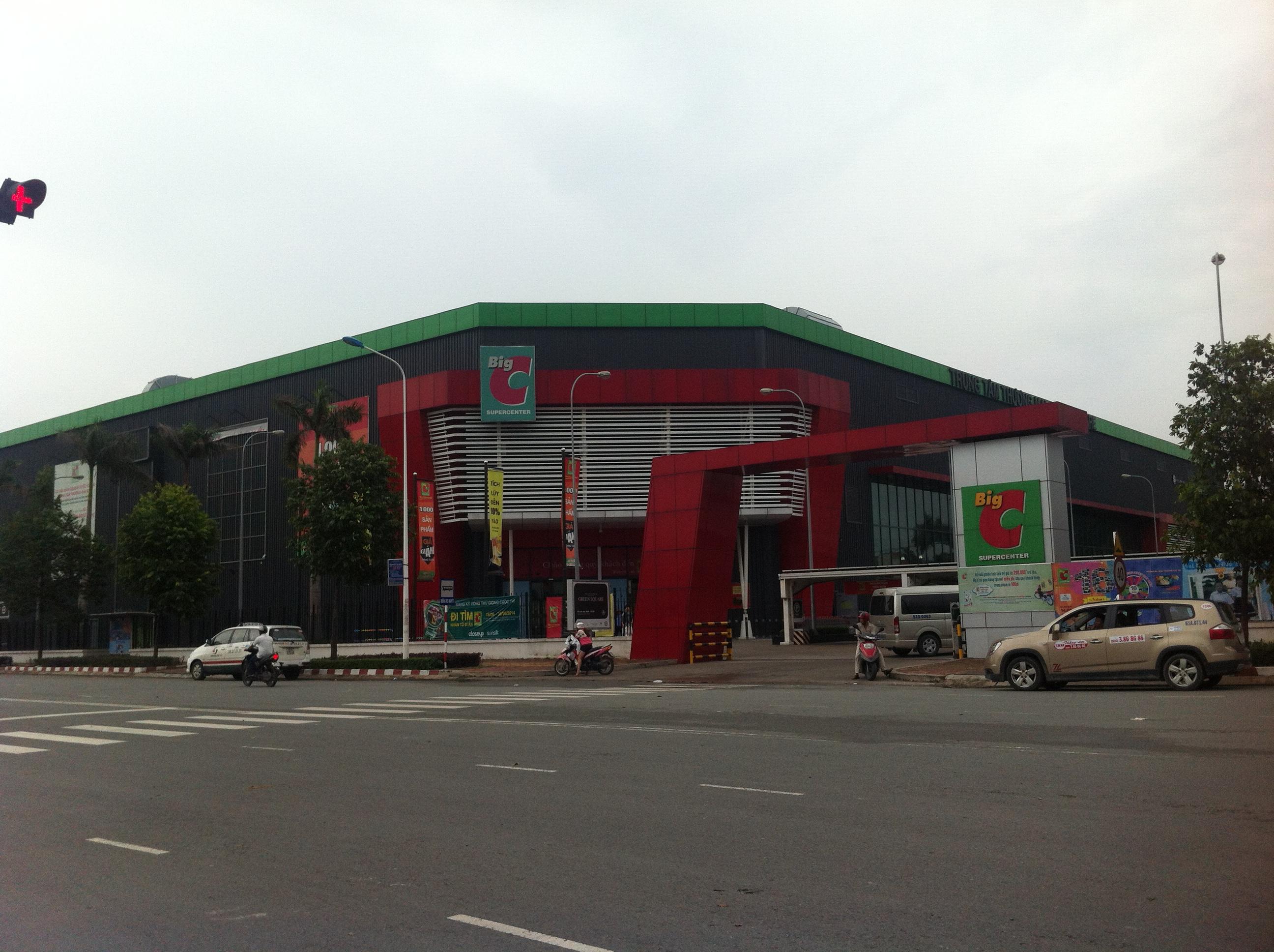 Nhà đất huyện dĩ an bình dương chính chủ, nhà gần siêu thị bigc dĩ an