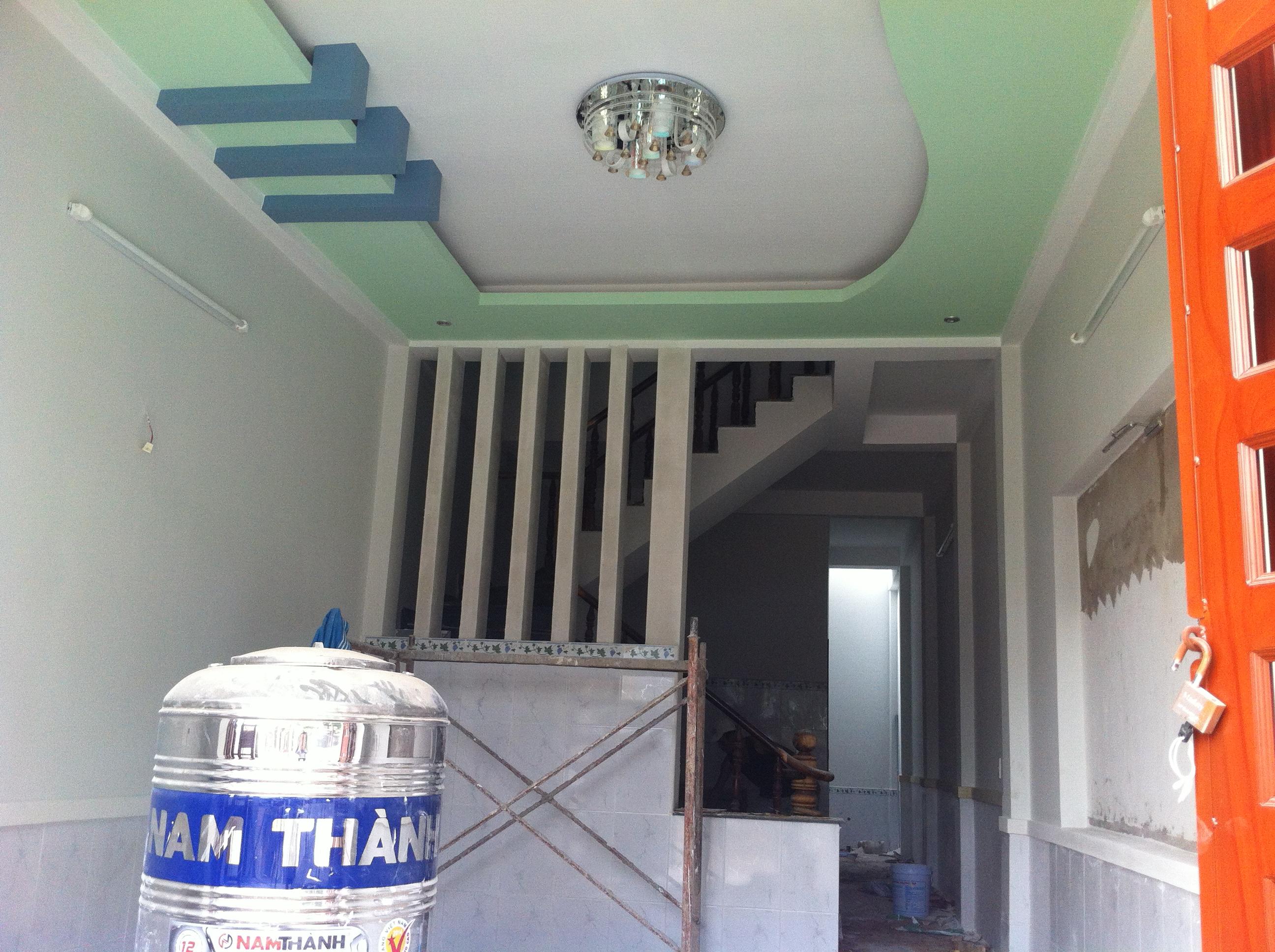 không gian bên trong căn nhà bình dương mới 2014