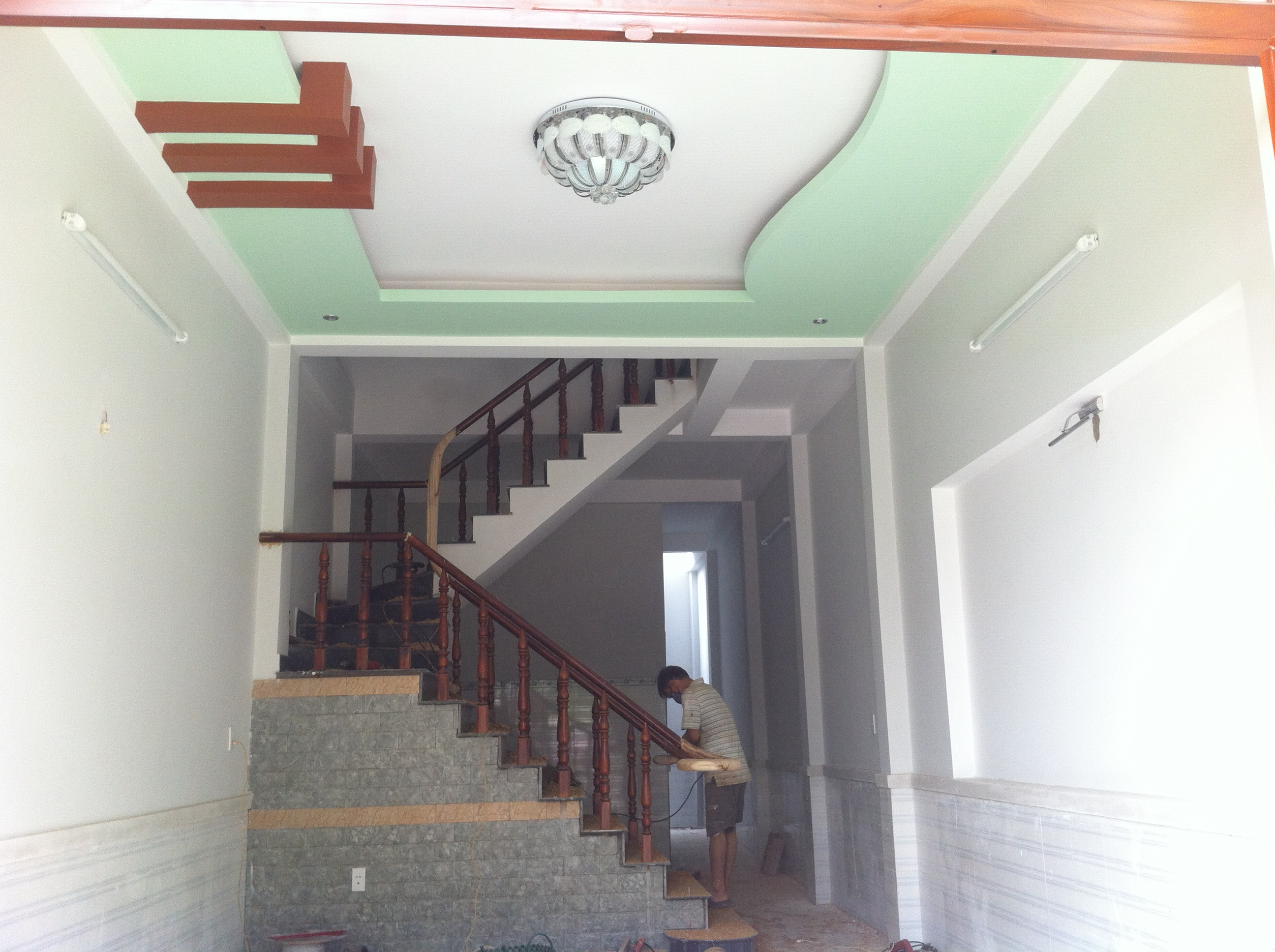 không gian bên trong căn Nhà đất huyện dĩ an mới nhất