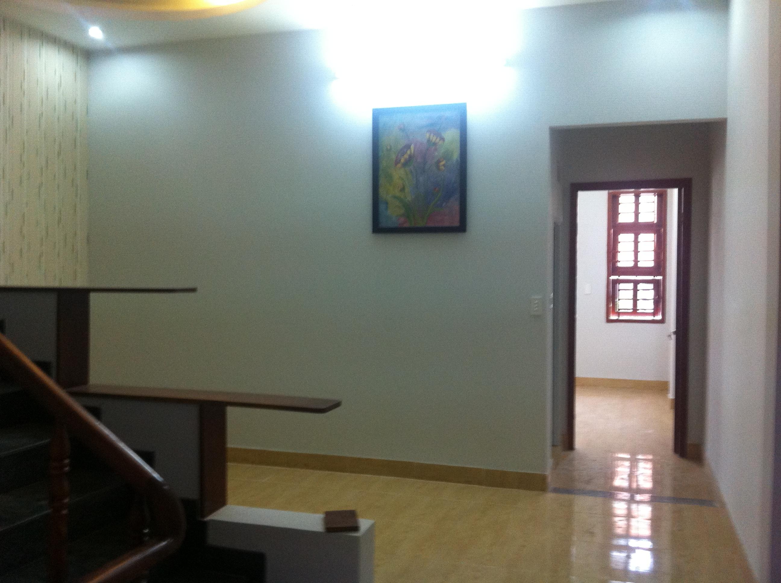 tầng lầu nhà đẹp tại trung tâm hành chính dĩ an, gần thủ đức