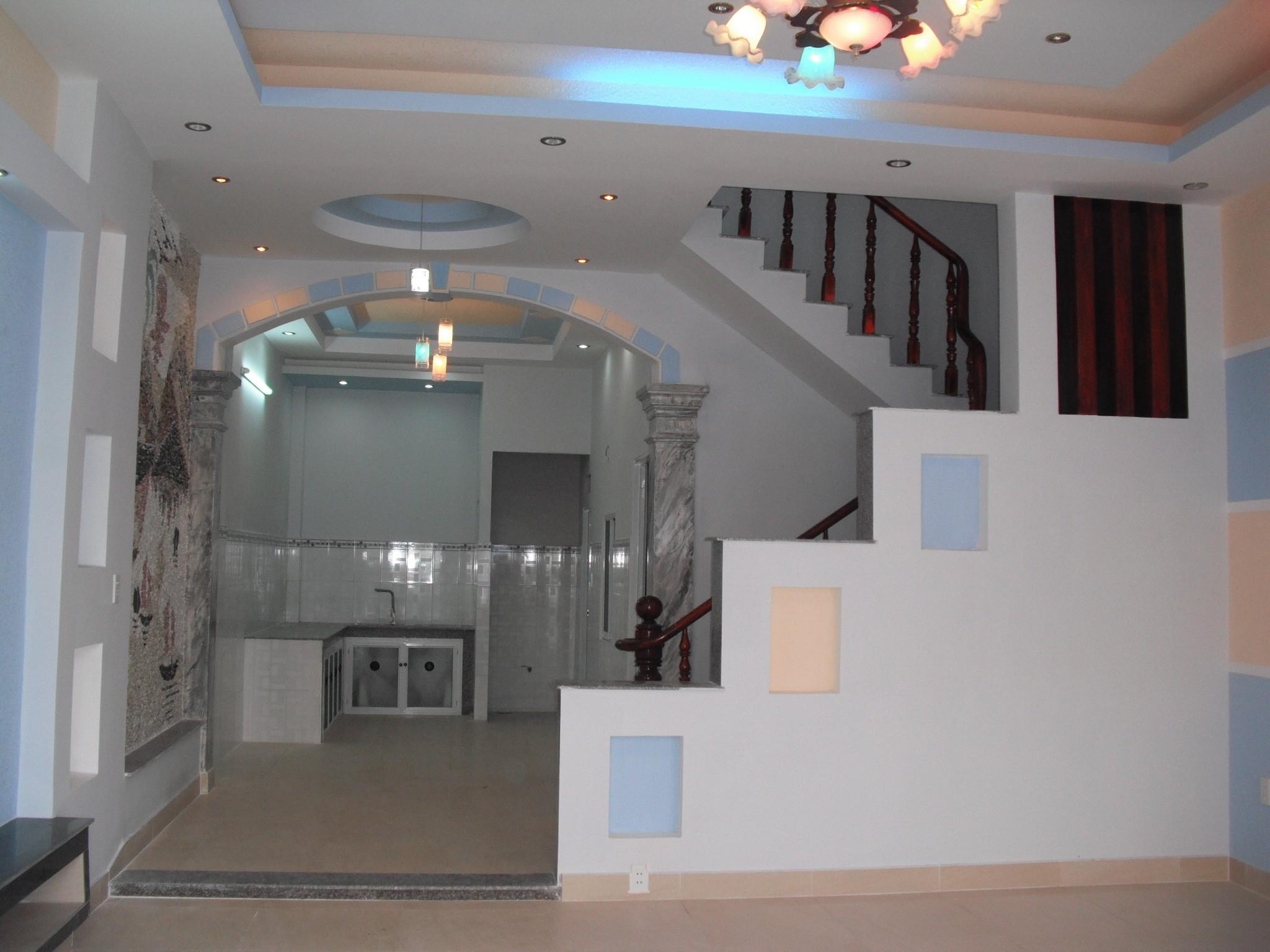 Không gian bên trong nhà ở dĩ an mới nhất