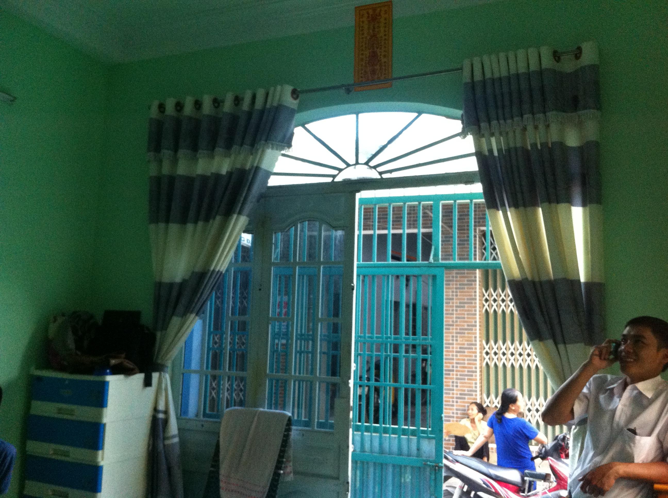 Cách trang trí nhà khu dân cư trung tâm hành chính dĩ an, nhà có 2 phòng trọ