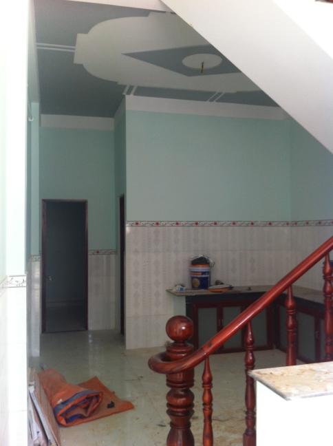không gian bên trong bếp nấu nhà dĩ an hướng đông, vị trí đẹp