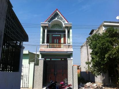 tổng quát căn nhà đẹp tại trung tâm hành chính dĩ an
