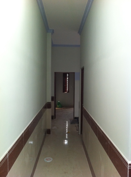 tầng lầu nhà đẹp tại trung tâm hành chính dĩ an