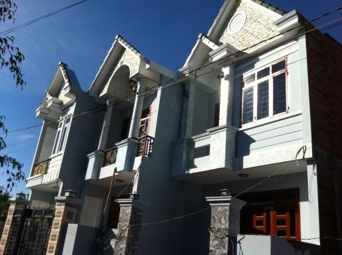 tổng quát căn nhà mới ở dĩ an kiến trúc đẹp, sang trọng