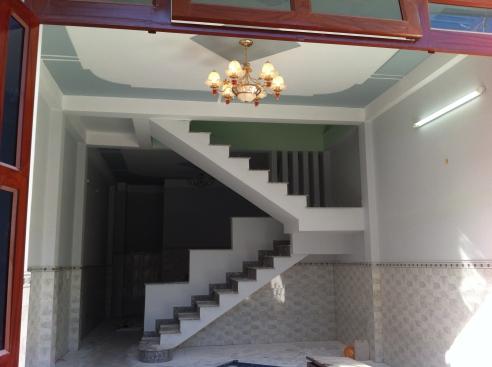 không gian bên trong nhà mới ở dĩ an kiến trúc đẹp, sang trọng