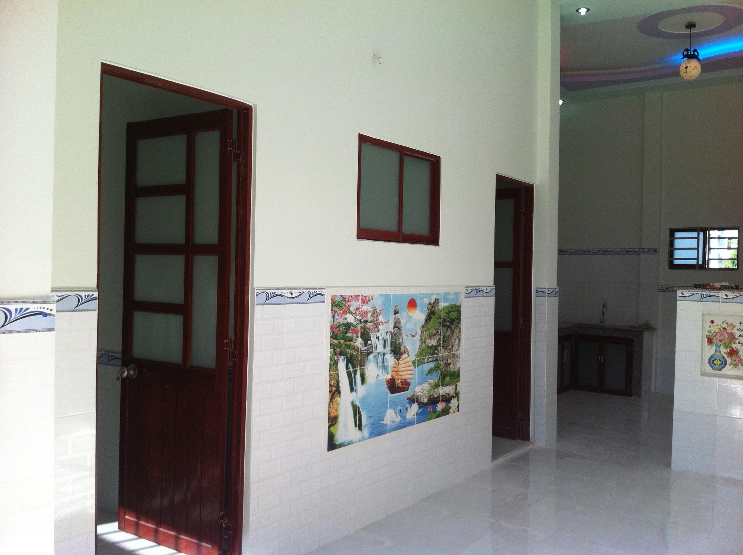 Phòng ngủ nhà cấp 4 mẫu nhà đẹp ở dĩ an