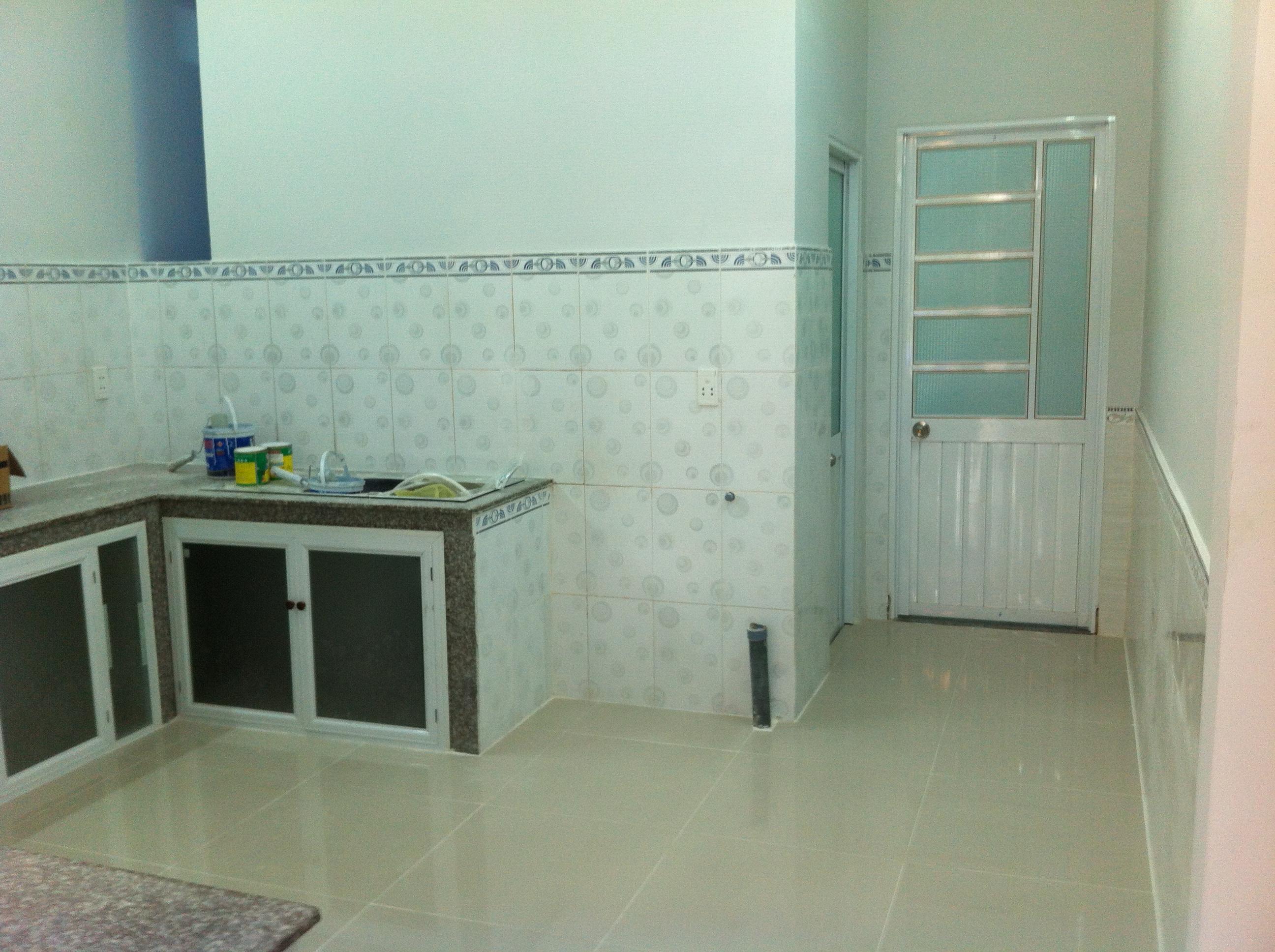 bếp nấu Nhà dt 80m2 gần UBND Phường Tân Đông Hiệp cần bán