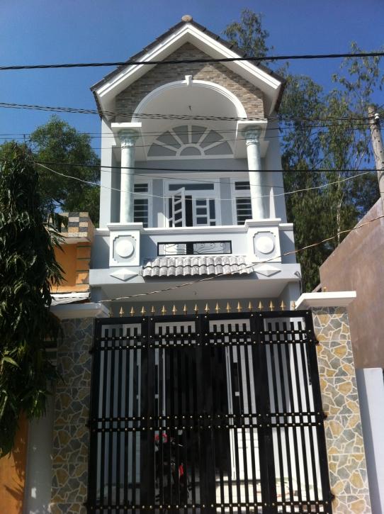 tổng quát căn nhà cách ngã ba cây lơn, chợ đông hòa dĩ an khoảng 1km