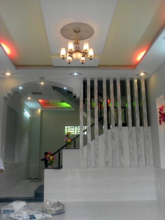 không gian trong nhà đẹp Dĩ An thiết kế hiện đại