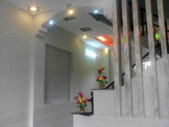 nhà đẹp Dĩ An thiết kế hiện đại
