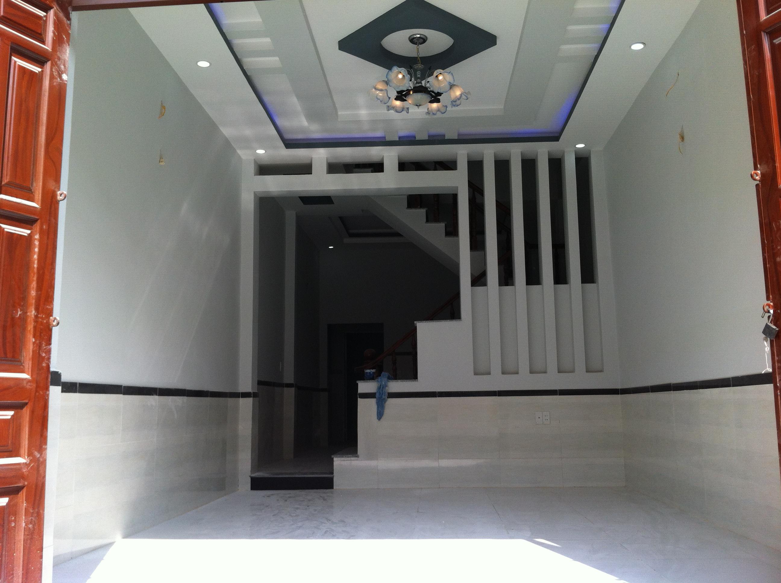không gian bên trong mẫu nhà có vị trí đẹp ở dĩ an bình dương