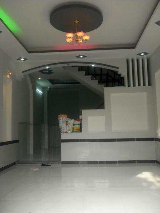 bên trong nhà 65m2 phường Đông Hòa