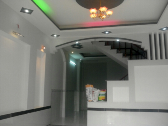 trang trí căn nhà 65m2 phường Đông Hòa