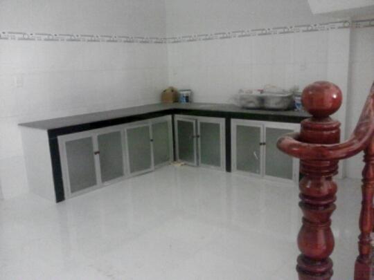 bếp nấu nhà 65m2 phường Đông Hòa