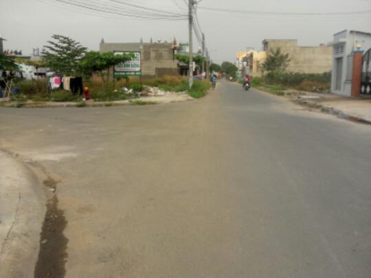 đường trước Nhà bán gần đường truông tre trung tâm Dĩ An
