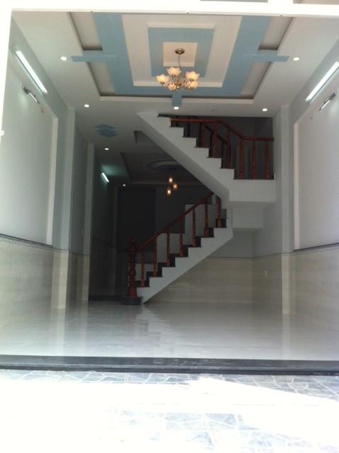Bán nhà mặt tiền dĩ an có thiết kế tầng trệt đẹp