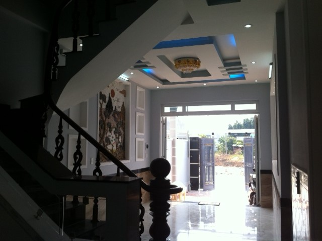Bán nhà dĩ an bình dương có thiết kế tầng trệt đẹp