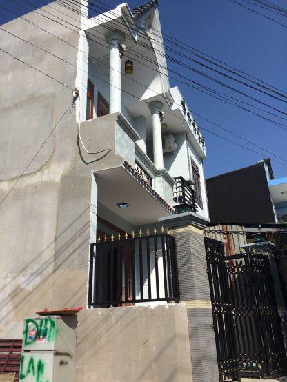 tổng quát căn nhà mặt tiền đường thông buôn bán chợ tân long dĩ an