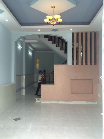 Mẫu 2 : thiết kế phòng khách thoáng mát, kiểu dáng hiện đại.