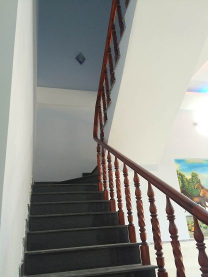 cầu thang đẹp nhà phố