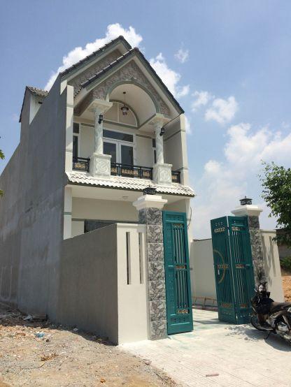 Phía trước nhà mới ngay trung tâm hành chính dĩ anIMG_0640