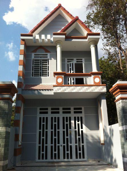 nhà 1 tầng đơn giản ở dĩ an bình dương