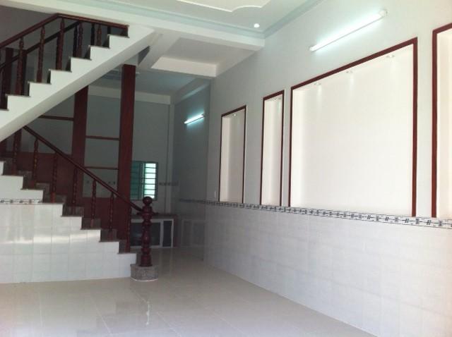 Thiết kế tầng trệt của căn nhà dĩ an rất đẹp