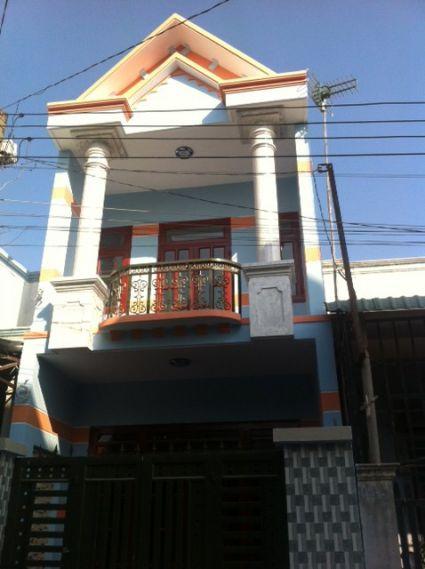 mặt tiền nhà phố 5m