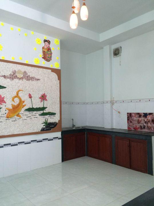 hình ảnh nhà bếp đẹp ở dĩ an bình dương