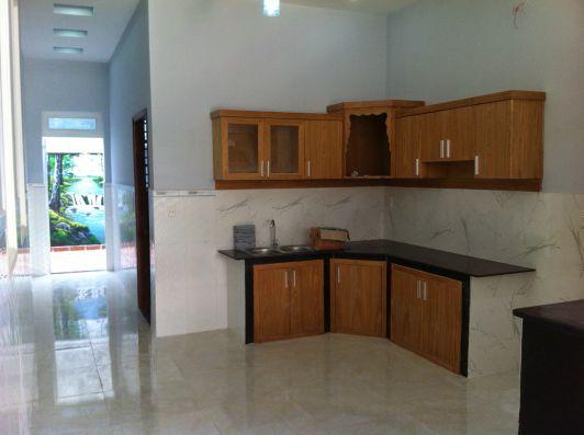 hình ảnh phòng bếp đẹp ở dĩ an bình dương