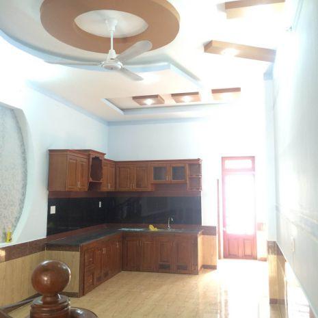 trang trí nhà bếp đẹp ở dĩ an bình dương