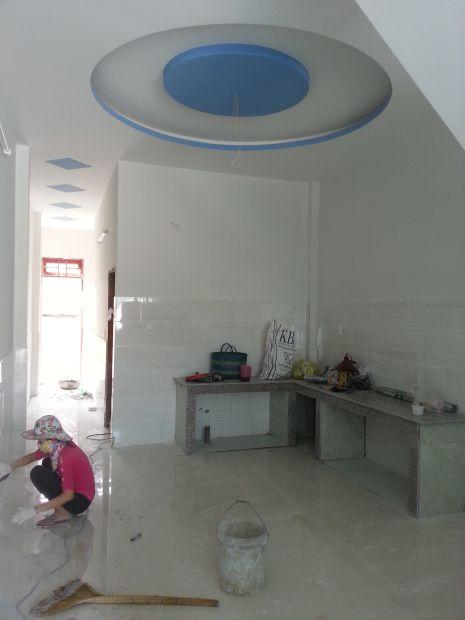 thiết kế nhà bếp nhỏ ở dĩ an bình dương