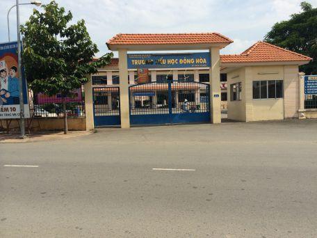 Nhà trọ gần trường học.