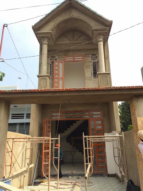 Nhà trước khi thiết kế