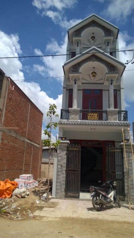 Căn nhà mới ở dĩ an bình dương.