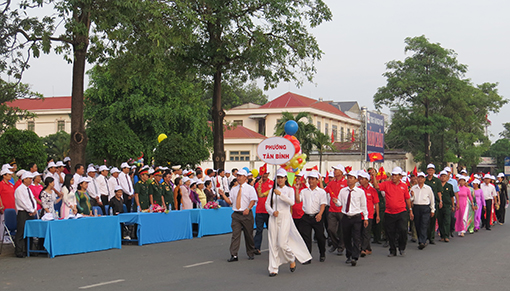 Thị Xã Tân Bình.