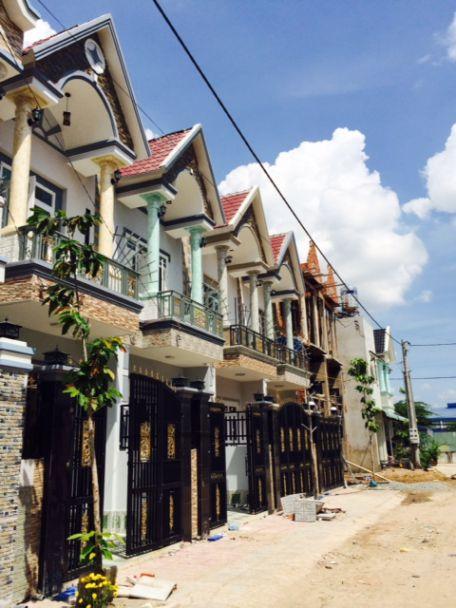 Mẫu nhà phố đẹp.