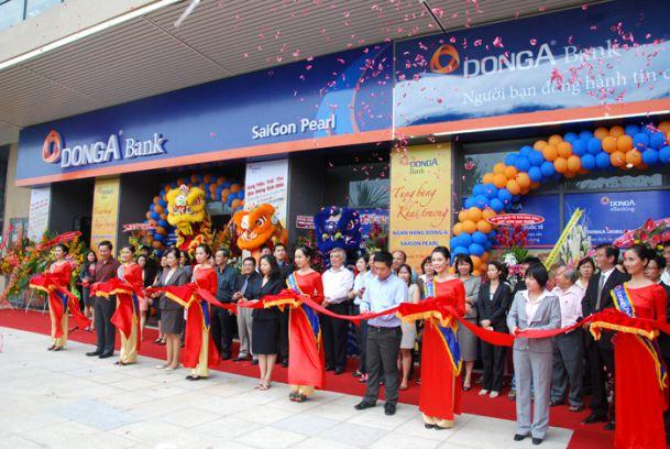 Chi nhánh ngân hàng Đông Á tại Bình Dương