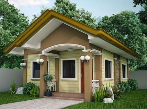 mẫu nhà cấp 4 khoảng 300 triệu, kiểu nhà mái thái đẹp