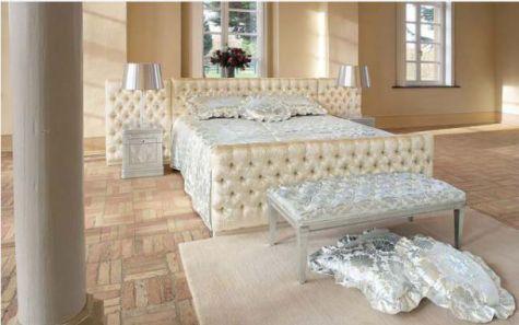 Phối cảnh cảnh 3 -> Mẫu phòng ngủ hiện đại, cao cấp.