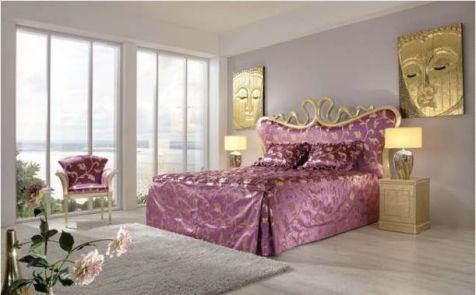 Phối cảnh cảnh 5 -> Mẫu phòng ngủ hiện đại, cao cấp.