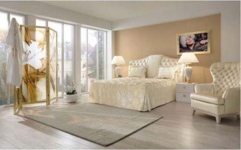 Phối cảnh cảnh 8 -> Mẫu phòng ngủ hiện đại, cao cấp.