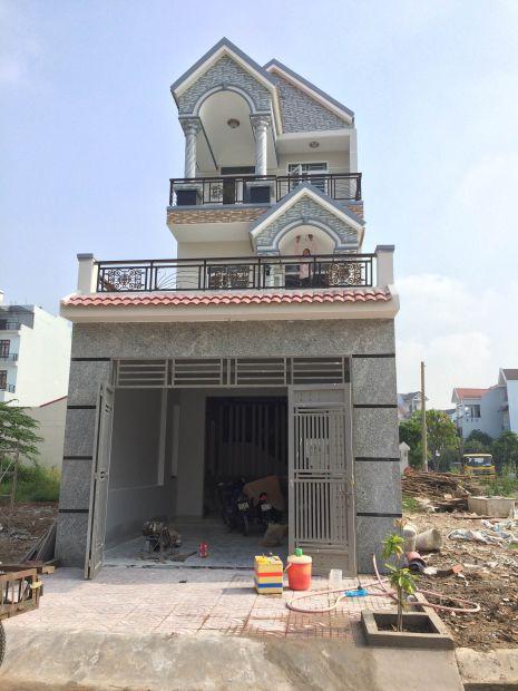 Thiết kế nhà mới.