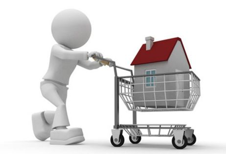 Giá cả khi mua nhà.